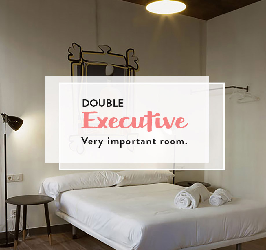 Executive room double